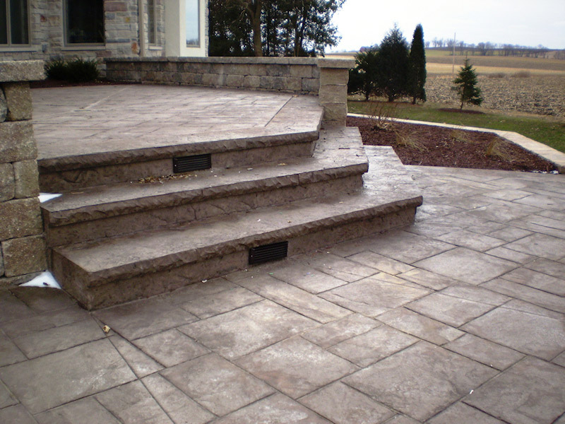 Photo of stairs outdoors