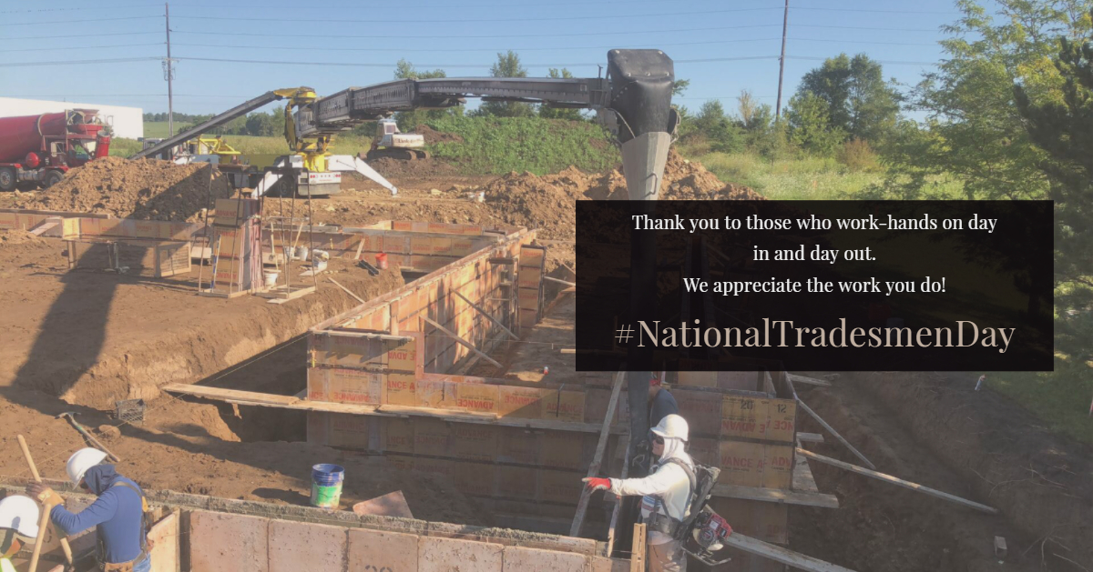 National Tradesmen Day